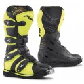 COUGAR homologuee CE BLACK/ YELLOW FLUO
