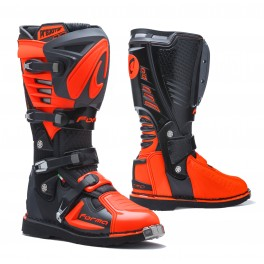 PREDATOR 2.0 homologuee CE BLACK/ ANTHRACITE/ ORANGE