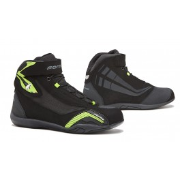 GENESIS homologuee CE BLACK/ YELLOW FLUO