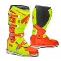 TERRAIN TX homologuee CE YELLOW FLUO/ ORANGE
