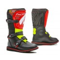 ROCK BLACK/ RED/ YELLOW FLUO