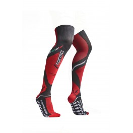 FORMA CHAUSSETTES DE COMPRESSION HAUTE OFF-ROAD BLACK/RED