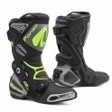 ICE PRO homologuee CE BLACK/ GREY/ YELLOW FLUO