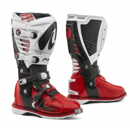 PREDATOR 2.0 homologuee CE BLACK/ WHITE/ RED