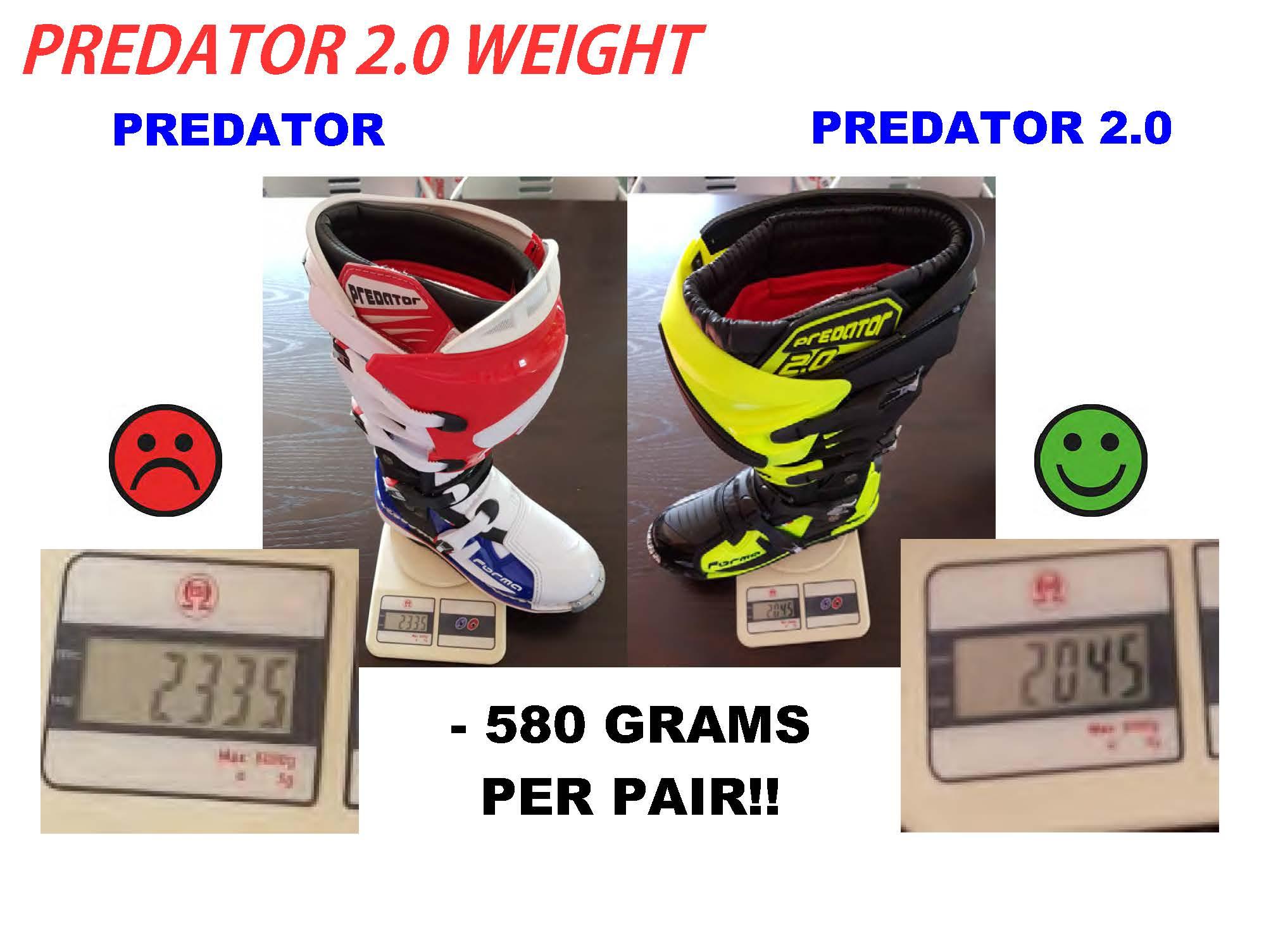 predator 2.0 4