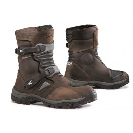 ADVENTURE LOW WP homologuee CE BROWN